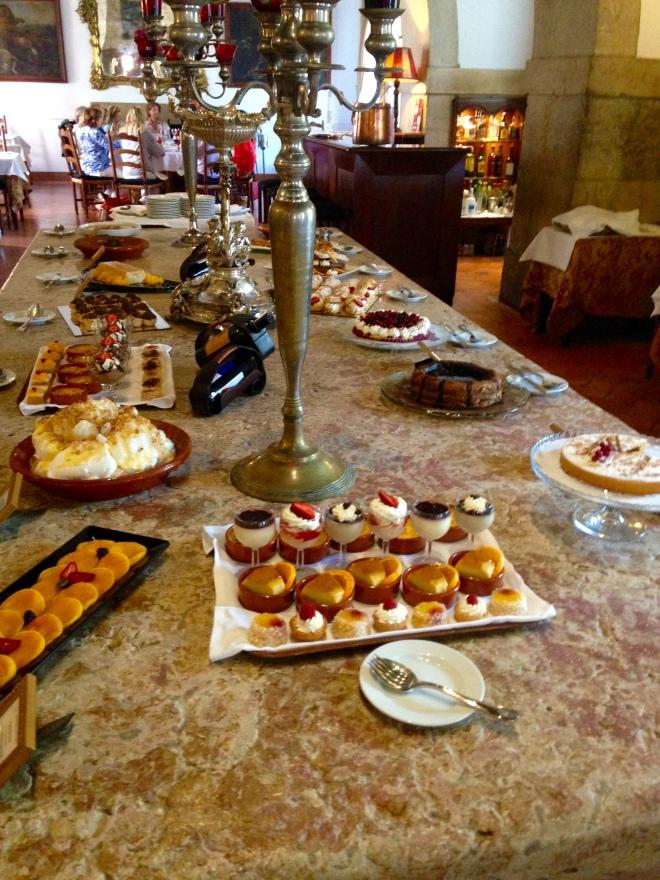 Authentic Portuguese desserts