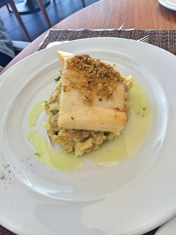 Darwin Cafe food