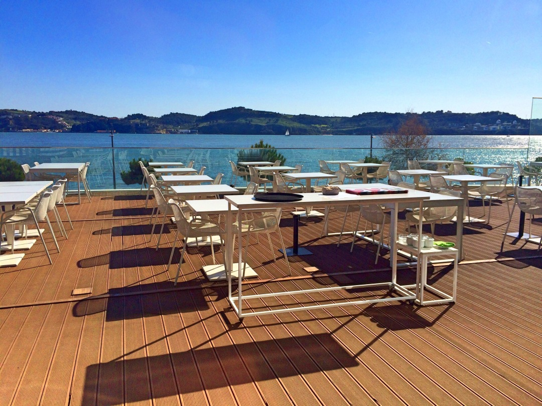 Darwin Cafe terrace