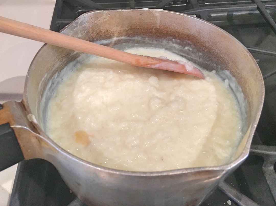 Arroz doce: Step 6